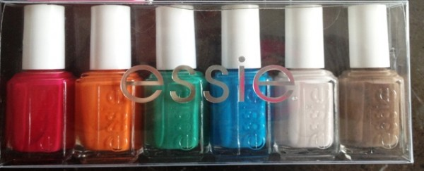 Essie Summer 2014 Arrive