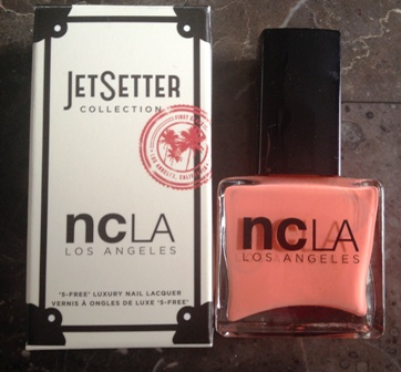 NCLA Nail Polish I Only Fly Private