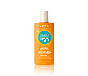 L'Oreal Sublime Sun Silky Sheer BB SPF 50 Face Lotion