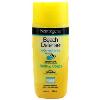 Neutrogena Beach Defense Kids SPF 60
