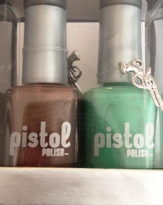 Pistol Polish June 2014 Arrive