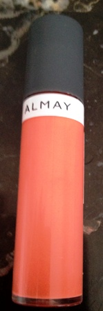 Almay Color + Care Liquid Lip Balm Cantaloupe Cream