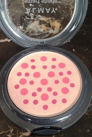Almay Smart Shade Powder Blush Pink