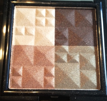 Quo Gold Rush Eye Palette