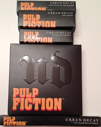 Urban Decay Pulp Fiction Collection Boxed