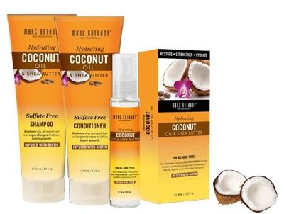 marc anthony coconut oil shampoo
