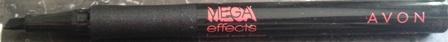 Avon Mega Effects Liquid Eyeliner Black