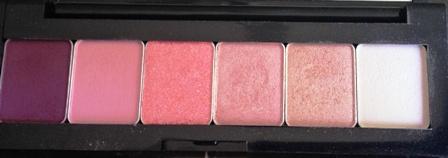 Shu Uemura Pret-A-Palette Pink Hues
