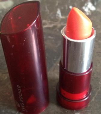 Yves Rocher Sheer Botanical Lipstick Tangerine