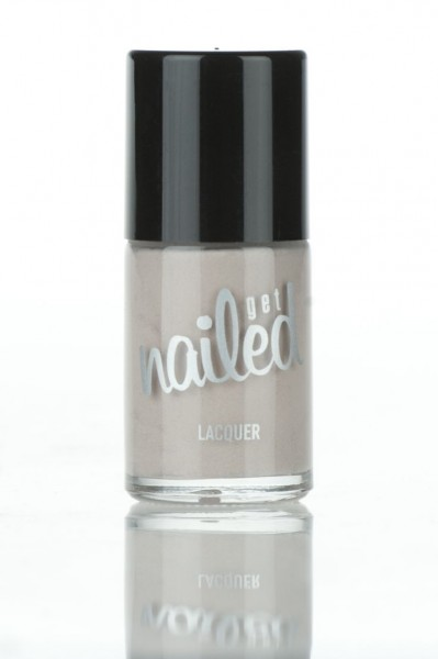 get nailed taupe