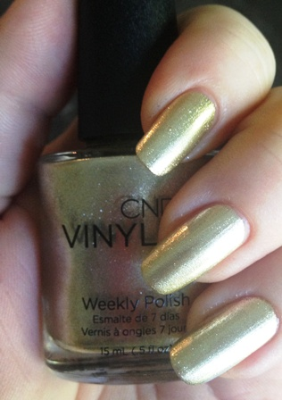 CND Vinylux Modern Folklore Locket Love Swatch