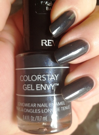 Revlon Colorstay Gel Envy Ace Of Spades Swatch