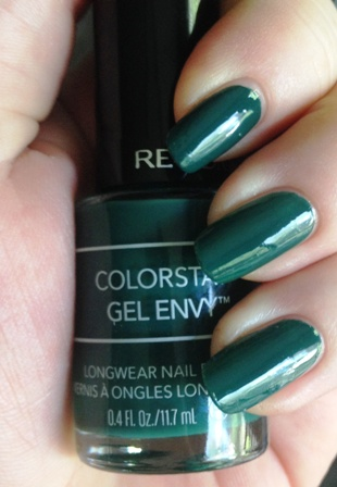 Revlon Colorstay Gel Envy High Stakes Swatch