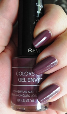 Revlon Colorstay Gel Envy Hold 'Em Swatch