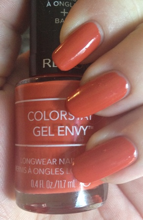 Revlon Colorstay Gel Envy Long Shot Swatch
