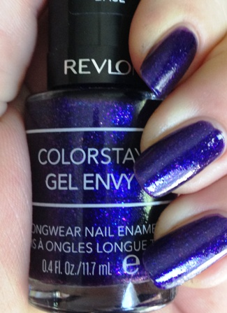 Revlon Colorstay Gel Envy Showtime Swatch