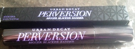 Urban Decay Perversion Mascara Box