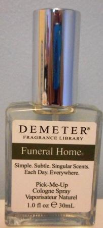 Demeter Funeral Home Fragrance