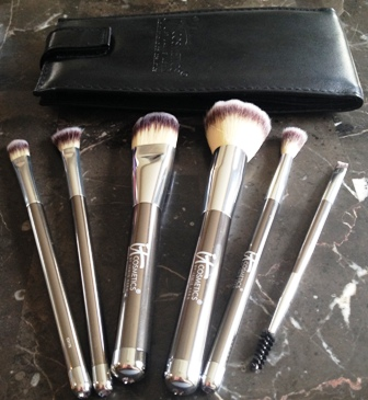 IT Cosmetics Heavenly Luxe 6-Piece Essentials Brush Collection