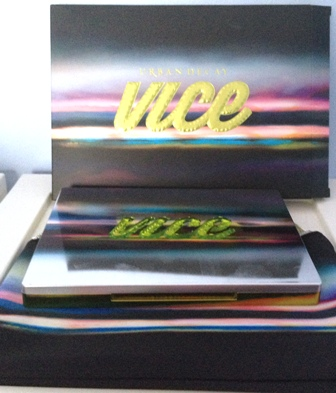 Urban Decay Vice 3 Packaging