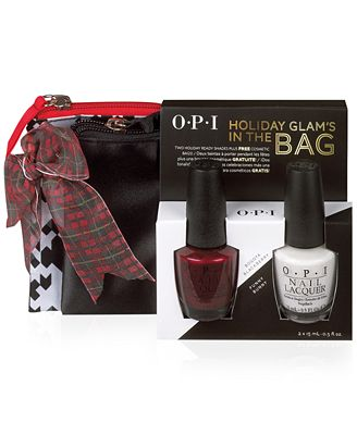 opi holiday nail polish