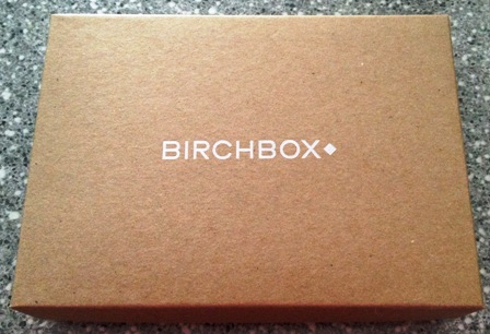 Birchbox December 2014 Box