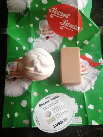 Lush Secret Santa Open
