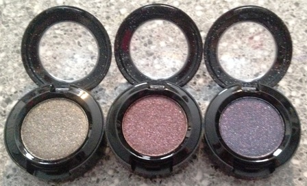 MAC Heirloom Mix Pressed Pigment Open