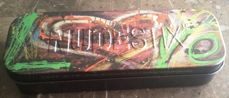 Nudestix Holiday 2014 Case
