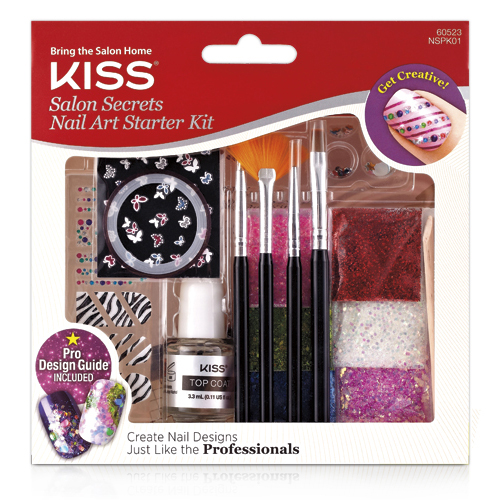 Kiss Salon Secrets Nail Art Pro Tool Kit Nsat01: KISS And ImPress Nails 2015 Collections