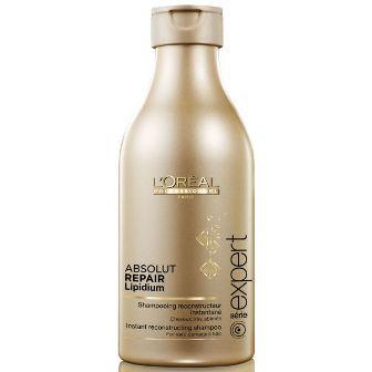 L'Oreal Professionnel Absolut Repair Lipidum Shampoo