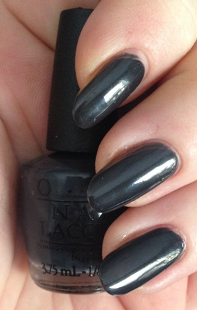 OPI Dark Side Of The Mood Swatch