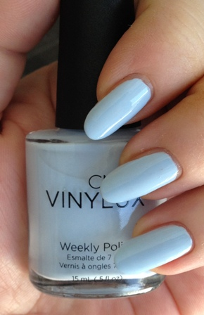 CND Vinylux Creekside Swatch
