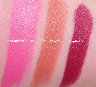 Cover Girl Colorlicious Lipstick Swatches
