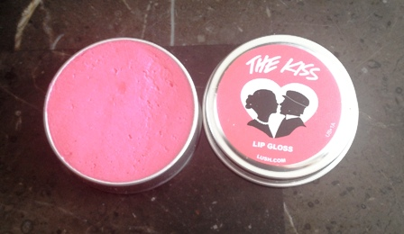 Lush The Kiss Lip Balm