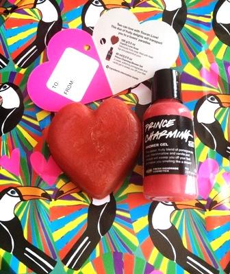 Lush Toucan Love Gift
