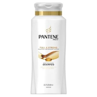 Pantene Full And Strong Shampoo