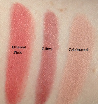 Tarte Cheek Lip Swatches 2015