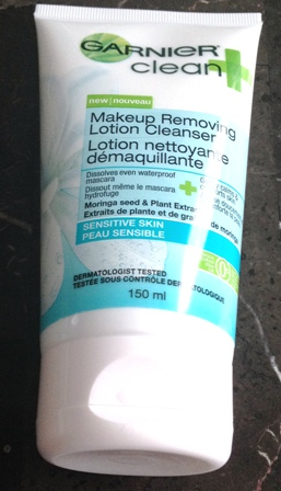 Garnier Makeup Removing Lotion Cleanser