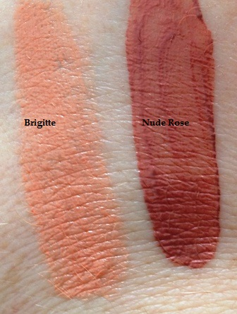 Laura Mercier Watercolour Clouds Spring '15 Lip Swatches