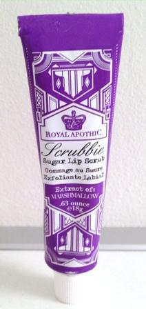 Royal Apothic Scrubbie Marshmallow
