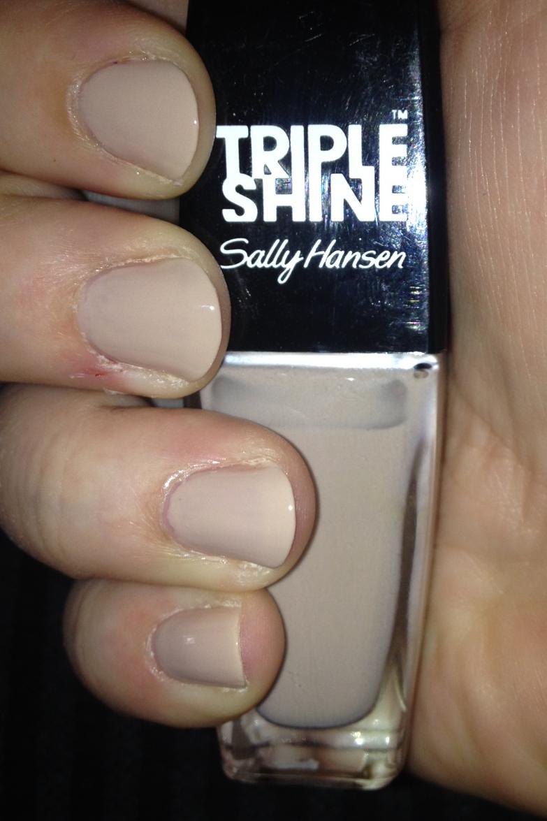 sally hansen nail polish – Makeup Most Wanted