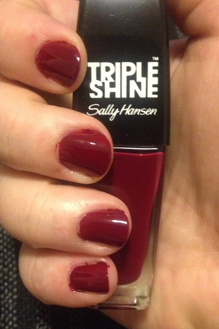 sally hansen triple shine – Makeup Most Wanted
