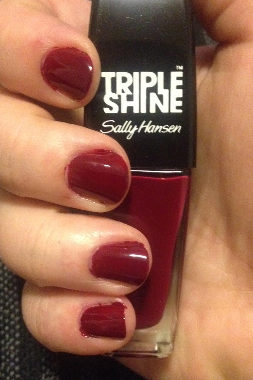 Mani Monday: Sally Hansen Triple Shine Nail Polish – Makeup Most Wanted