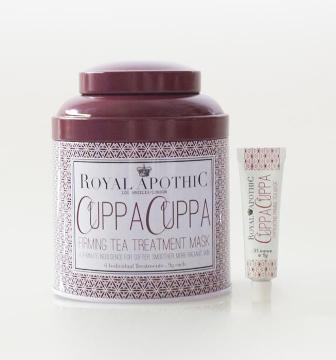 Royal Apothic Cuppa Cuppa Firming Tea Treatment Mask
