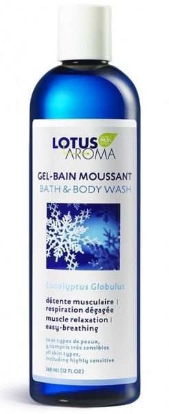 lotus aroma body wash