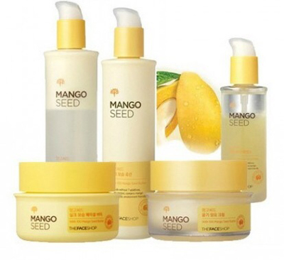 The Face Shop Mango Seed Collection