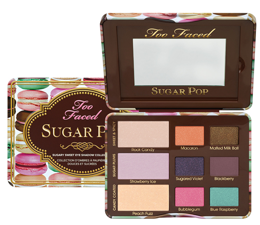 Too Faced Sugar Pop Eye Shadow Palette