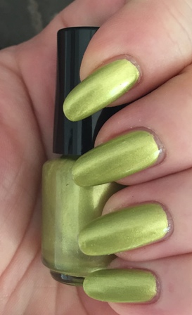 Unnamed Lime Green Chrome