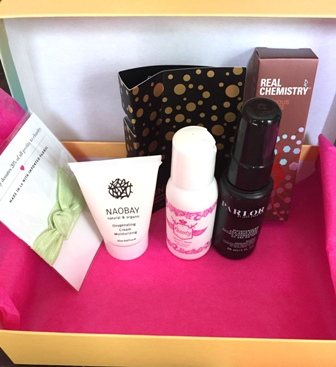 Birchbox June 2015 Contents